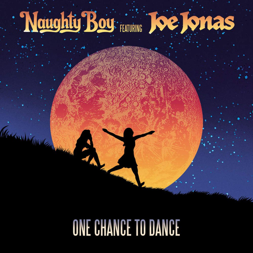 Joe Jonas ft Naughty Boy- One Chance to dance