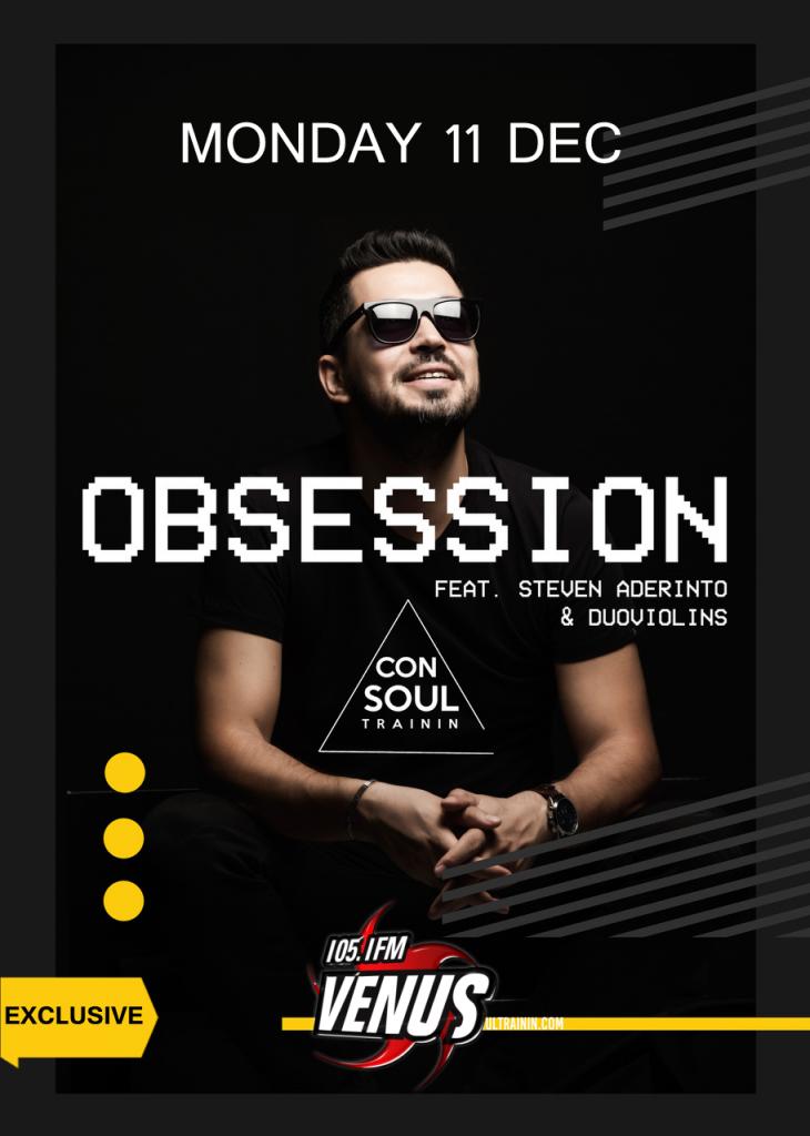 Consoul Trainin - Obsession