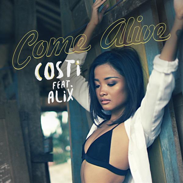 Costi feat. Alix - Come Alive