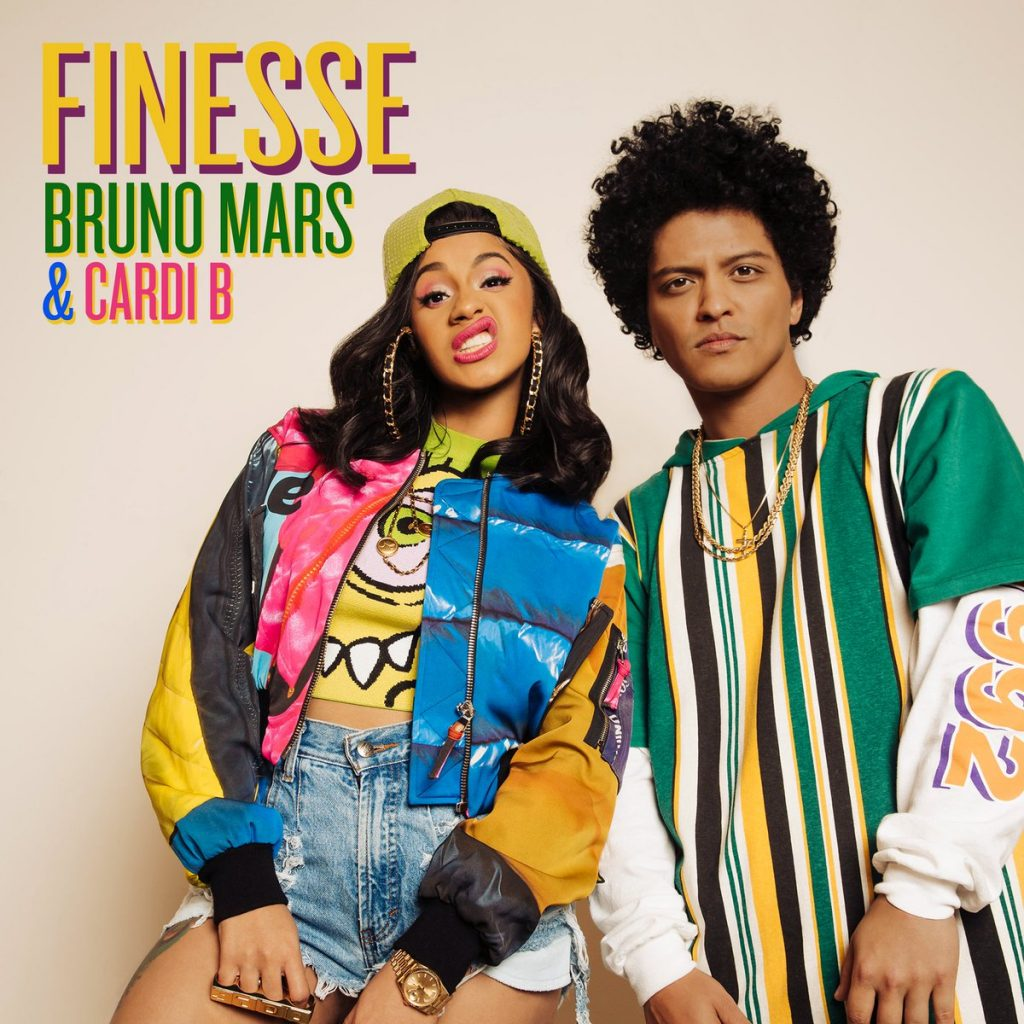Bruno Mars Ft. Cardi B - Finesse