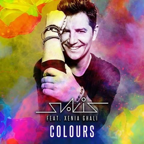 Sakis Rouvas Xenia Ghali - Colours