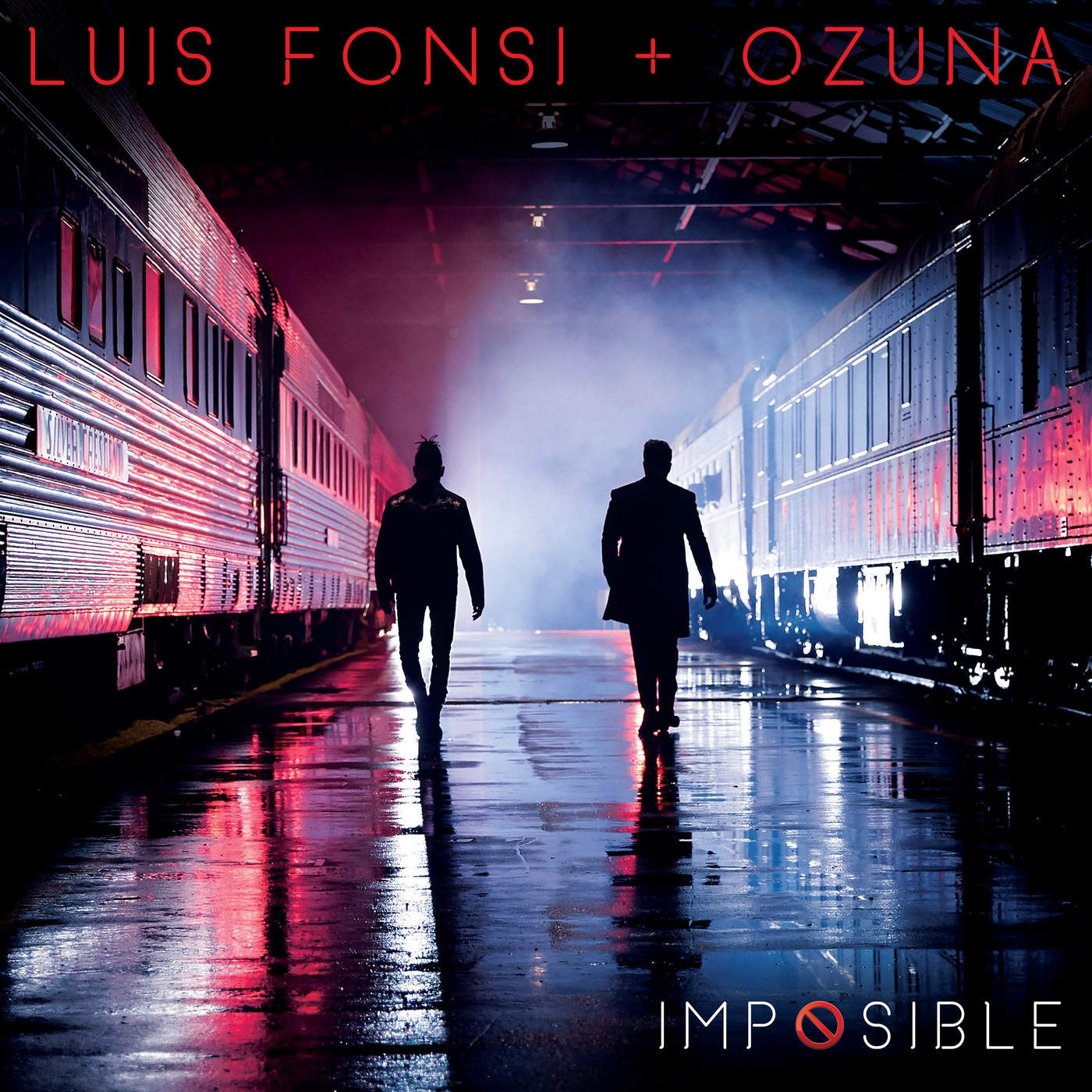 Luis Fonsi Ft. Ozuna - Imposible