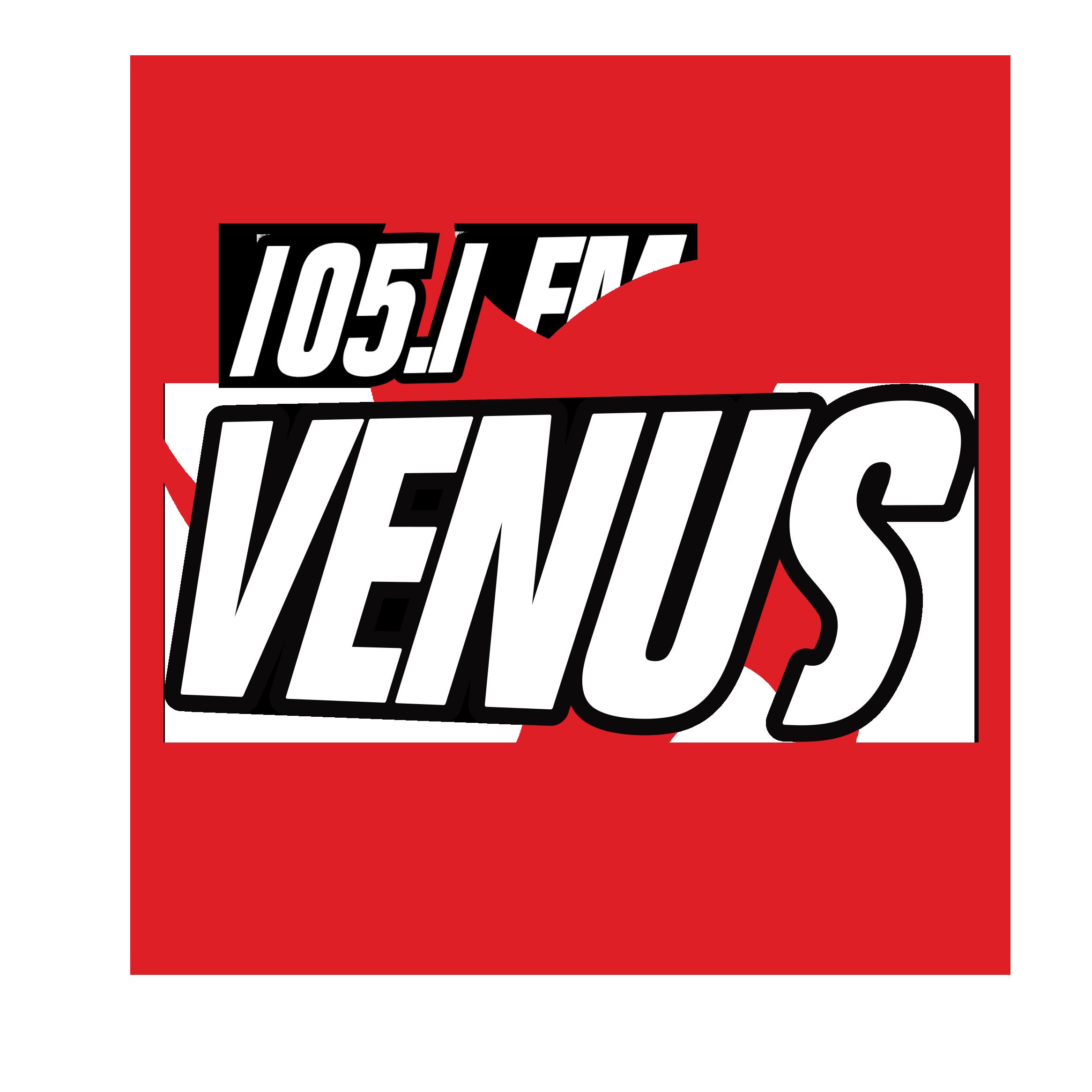 Venus FM 105,1 – #1 Στις Επιτυχίες