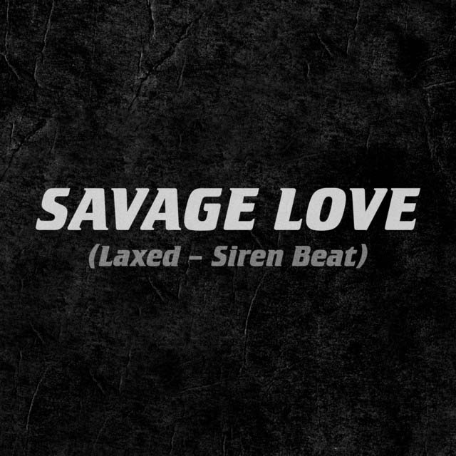 Savage Love -