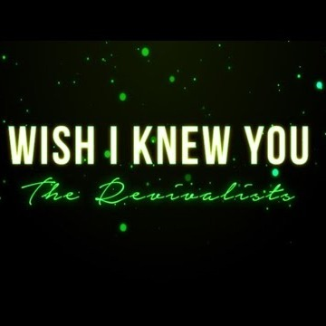 I Wish I Knew You (REMIX) -